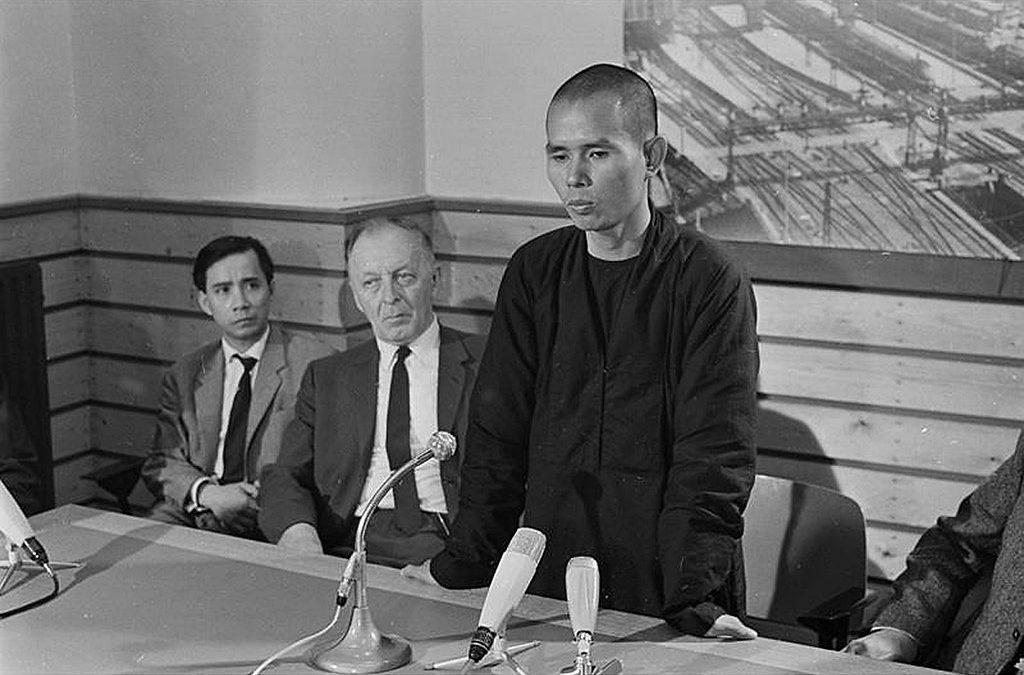 Thich Nhat Hanh, une vie de sagesse et de paix