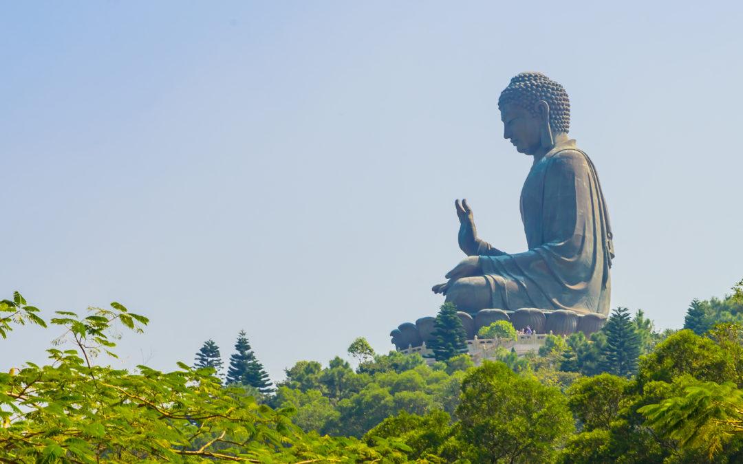 Bouddha est-il un Dieu ?
