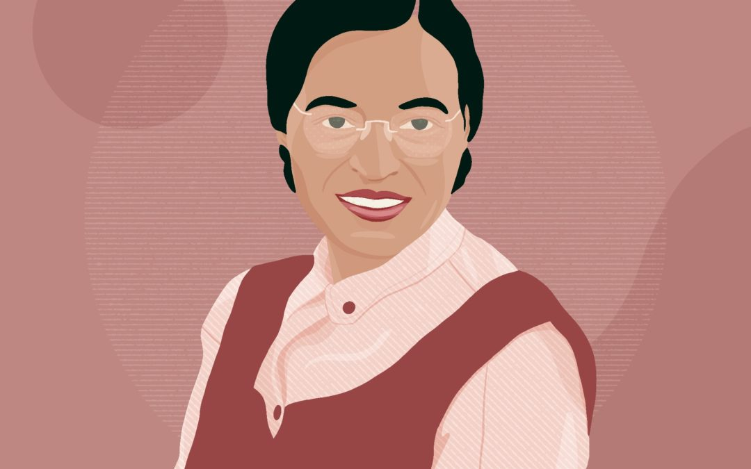 Rosa Parks, une femme d'exception